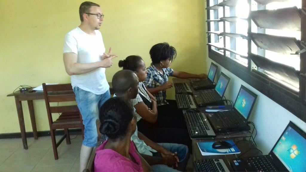 Formation des professeurs à Sainte-Marie